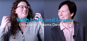Hear about the Vevo F2 from our engineers Holly and Lauren