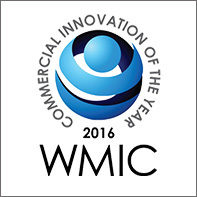 Commercial Innovation of the Year Award Winner - WMIC 2016