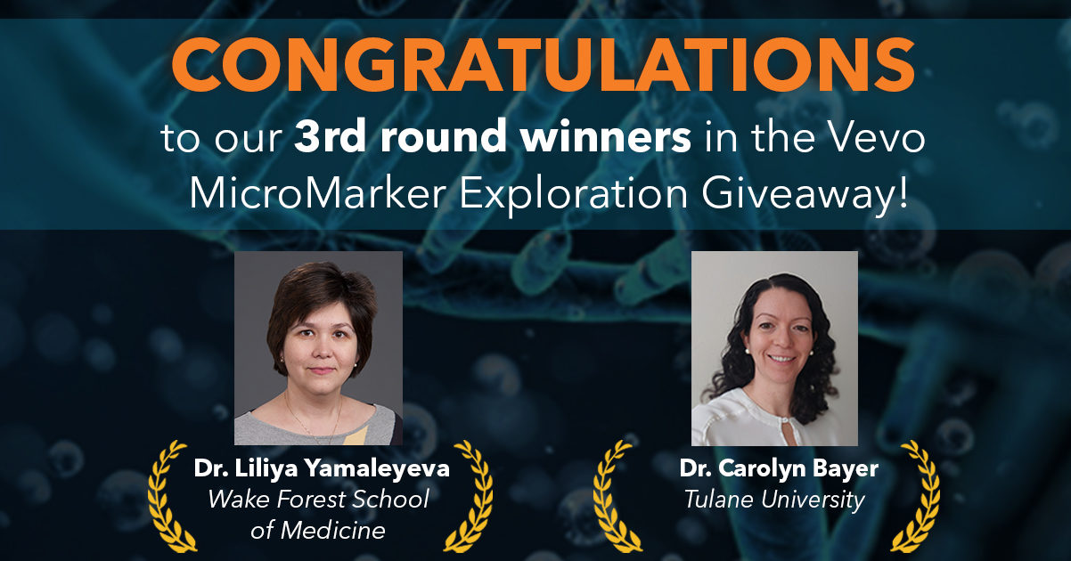 MicroMarker Giveaway Winners Round 3