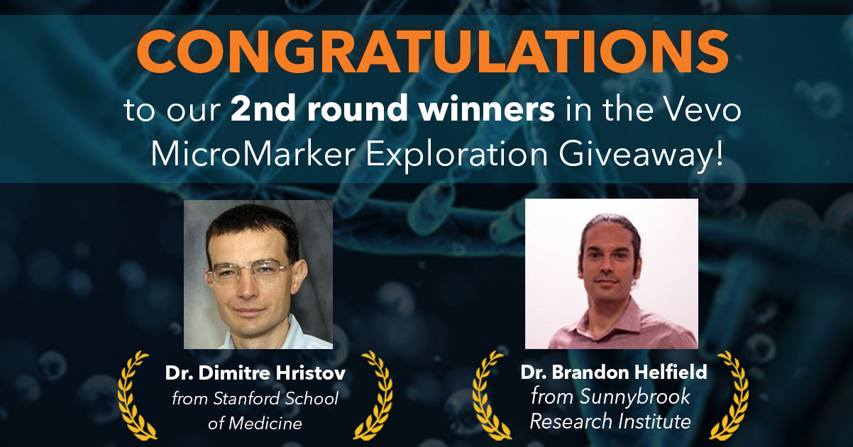 MicroMarker Giveaway Winners 2nd Round